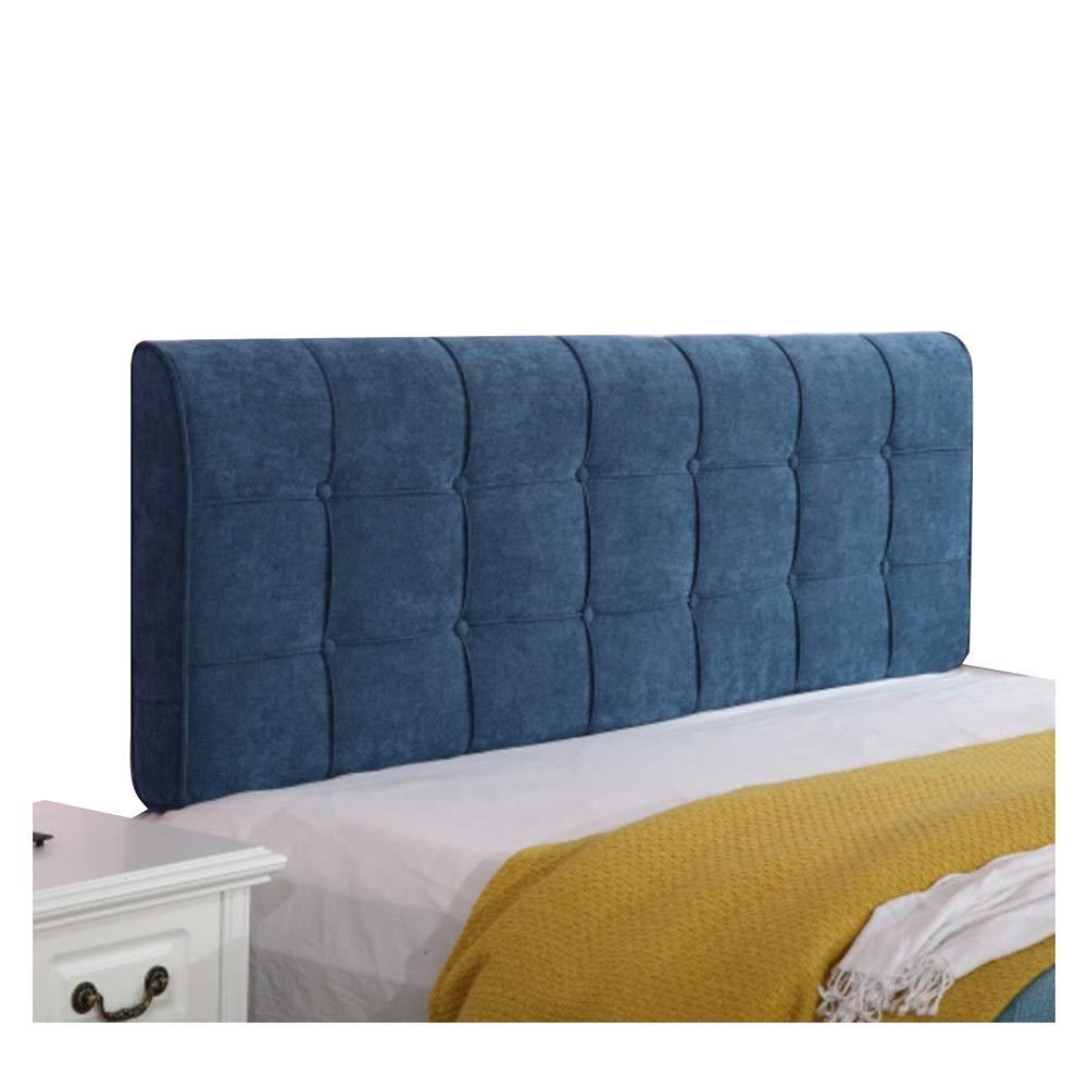 PENGFEI クッションベッドの背もたれ抱き枕 寝具 スポンジ充填 衝突防止 宿泊施設、 洗える、 5色、 5サイズ (色 : B, サイズ さいず : 150CM) B07QGCDH2X B 150CM