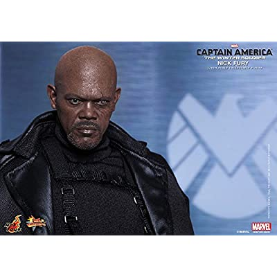Hot Toys HT902541 1:6 Scale Nick Fury Director of S.H.I.E.L.D. Figure: Toys & Games