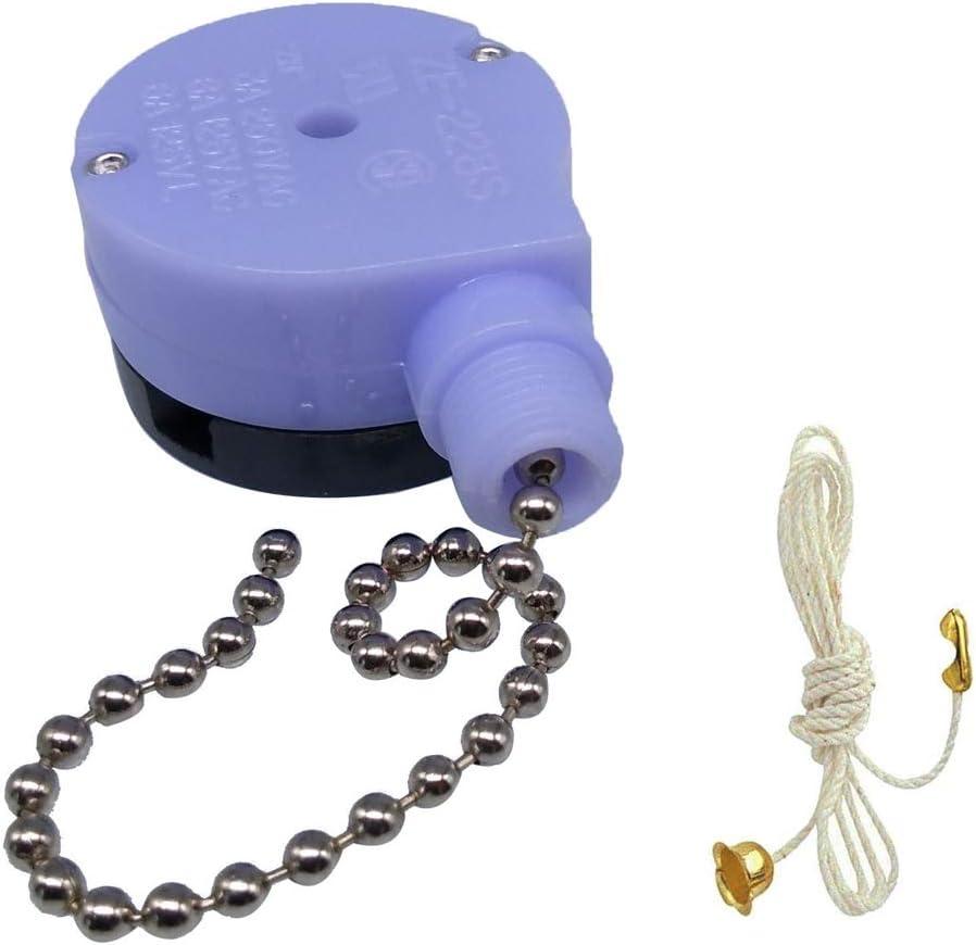 Swess ZE-228S - Interruptor de repuesto para ventilador de techo ...