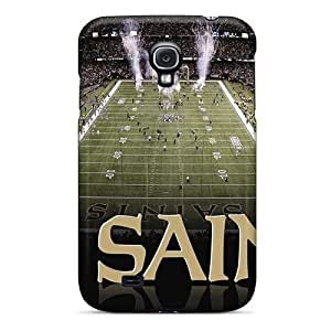 Durable Case For The Galaxy S4- Eco-friendly Retail Packaging(new Orleans Saints Stadium)