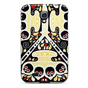 Samsung Galaxy S4 YTN6876cePr Custom Trendy Red Hot Chili Peppers Skin Perfect Cell-phone Hard Covers -JonathanMaedel