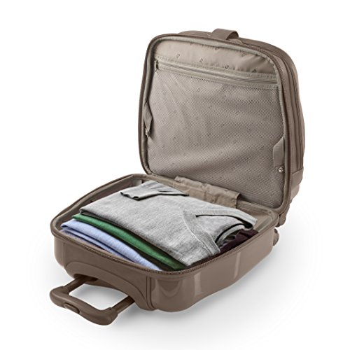Heys America Nottingham Executive Business Case Rolling Luggage, Navy by HEYS AMERICA (Image #5)