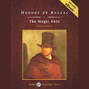 The Magic Skin Hörbuch