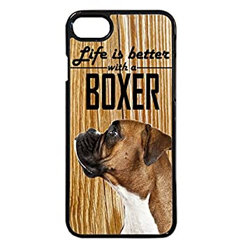 coque iphone 7 boxeur