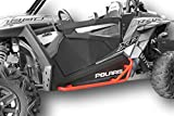 Polaris RZR 900 Trail, 900S, 1000S, XP1000, Turbo, Nerf Bars Rock Sliders - RED Color …
