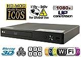 2015 LG Lecteur BP550 2D/3D - BD - DVD - CD -Wi-Fi MultiZone