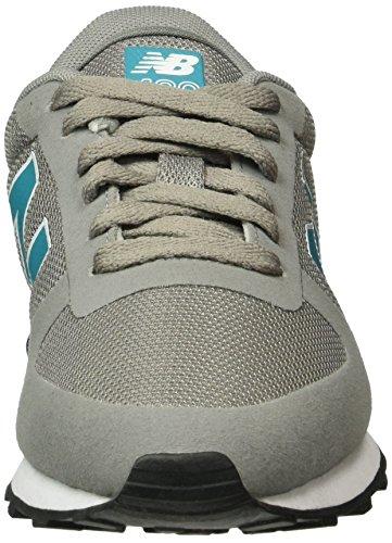 Unisex Sneaker Grau Hellblau New Balance Erwachsene U430Mgp v7x7FP5qn