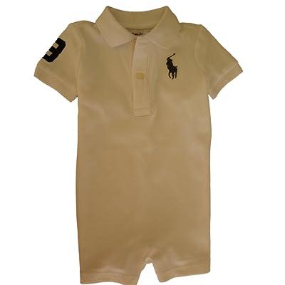 22d7ad903 RALPH LAUREN Baby Boys Cotton Mesh Polo Shortall  5WefJ0806697  -  30.99