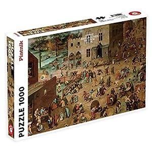 Piatnik 1000 El Bruegel Zabawy Dziecice Puzzle