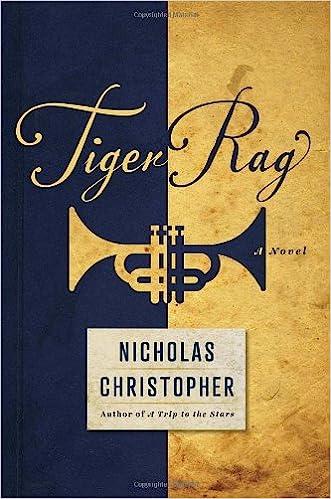 Tiger Rag A Novel Nicholas Christopher 9781400069217 Amazon