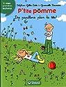 P'tite pomme, tome 7 : Des papilons plein la tête par Gilles-Cotte