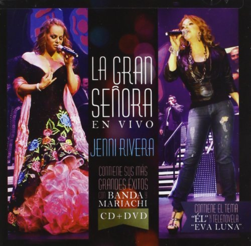 ivo [CD/DVD Combo] [Deluxe Edition] by Jenni Rivera (2010-11-22) ()