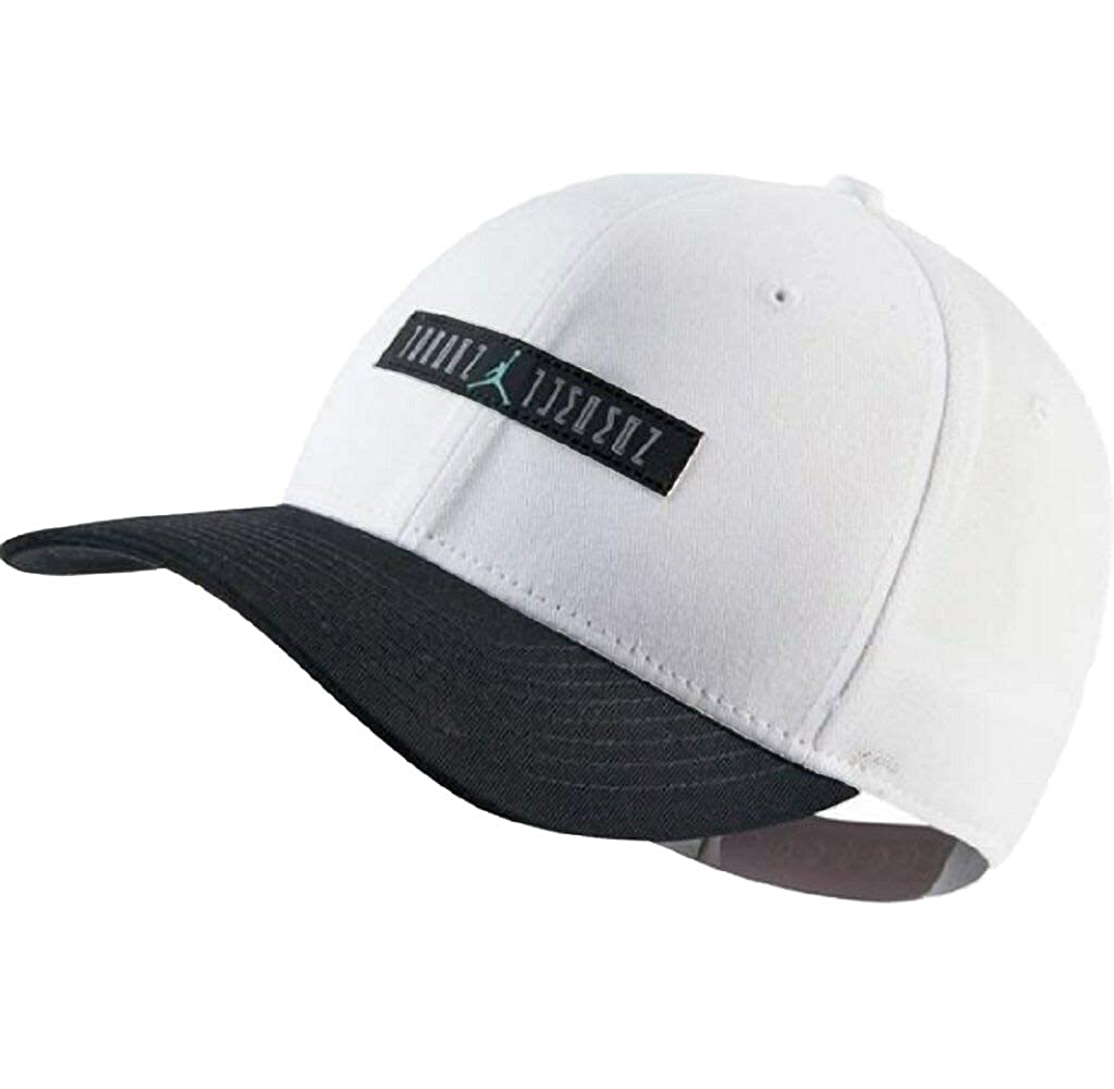 9a2ae9f8b75cd7 NIKE Mens Jordan CLC99 AJ 11 Legacy Cap 918443-062 - Medium Grey Gunsmoke  at Amazon Men s Clothing store