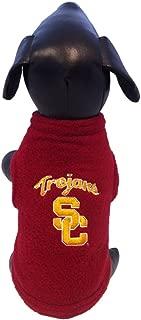 product image for NCAA USC Trojans Polar Fleece Dog Sweatshirt
