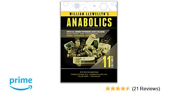Anabolics 10th edition softcover (william llewellyn's anabolics.