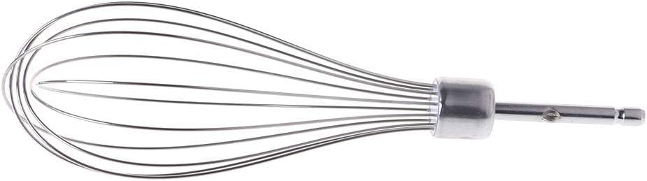 ATATMOUNT Fouet /électrique pour Accessoires Batteur /à Oeufs Fouet ustensiles de Cuisine en Acier Inoxydable