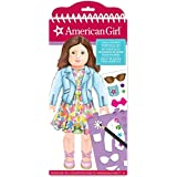 American Girl Doll Fashion Design Portfolio Set