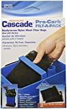 Penn Plax Cascade Pro Carb Canister Filter for Aquariums, 2-Pack