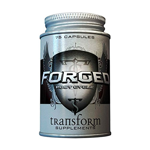 Transform Forged - Post Cycle by Transform Supplements 60 Tablet Bottle