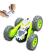JoyJam RC Stunt Car for Kids and Adults 2.4Ghz Remote Control Car 360 Degree Rotating 1:28 Scale High Speed Full Function