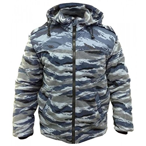 Russian Military Jacket DC Fleece by (Ana Fleece)