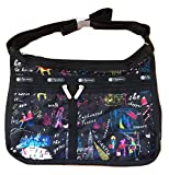 LeSportsac Wonderland Deluxe Everyday Crossbody + Cosmetic Bag