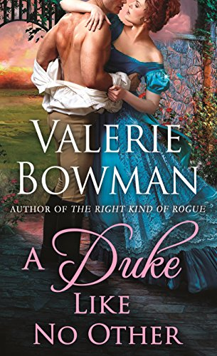 A Duke Like No Other (Playful Brides) by [Bowman, Valerie]
