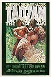 Tarzan the Ape Man Poster Movie C 11 x 17 Inches - 28cm x 44cm Bo Derek Richard Harris John Phillip Law Miles O'Keeffe Wilfrid Hyde-White Akushula Selayah Steven Strong