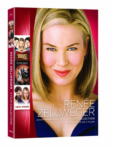 Renee Zellweger 3 Film Collection (Bridget Jones's Diary/Chicago/New in - In Chicago Outlets