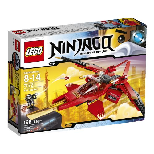 LEGO Ninjago 70721 Kai Fighter Toy (Lego Sets Ninjago 2014)