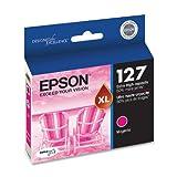 Epson DURABrite Ultra 127 Extra High-capacity Inkjet Cartridge-Magenta T127320