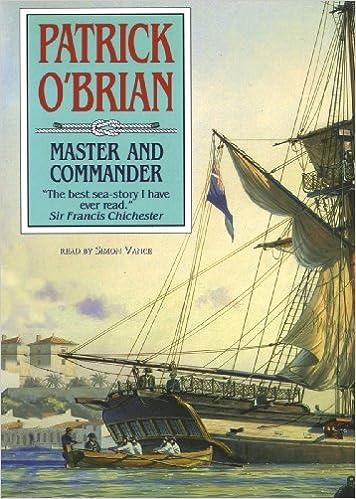 Master and Commander (Aubrey-Maturin): Amazon.es: Patrick OBrian, Simon Vance: Libros en idiomas extranjeros