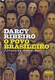 capa de O Povo Brasileiro. A Formação e o Sentido do Brasil