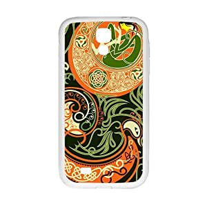 Attractive Classic Totem Pattern Custom Protective Hard Phone Cae For Samsung Galaxy S4