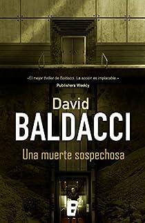 Una muerte sospechosa par Baldacci