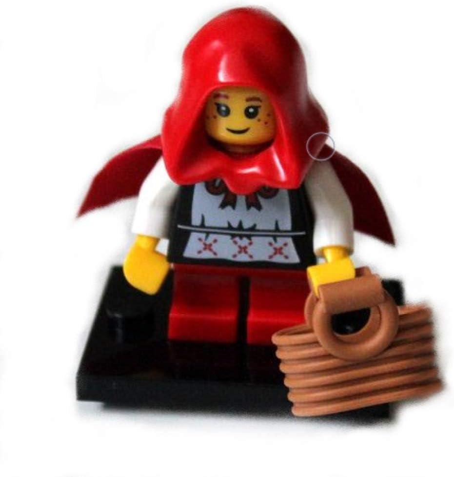 LEGO Minifigure Collection Series 7 LOOSE Mini Figure Grandma Visitor