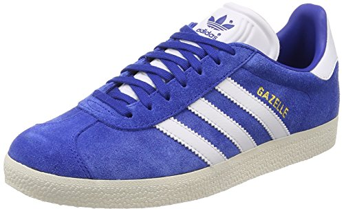 Adidas Mens Gazelle, Royal / White Royal / White