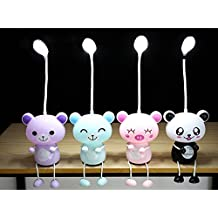 Cute and Delicate Cartoon LED Table Lamp Fashion Night Light Protection Decorate Valentine's Day or Thanksgiving Gift
