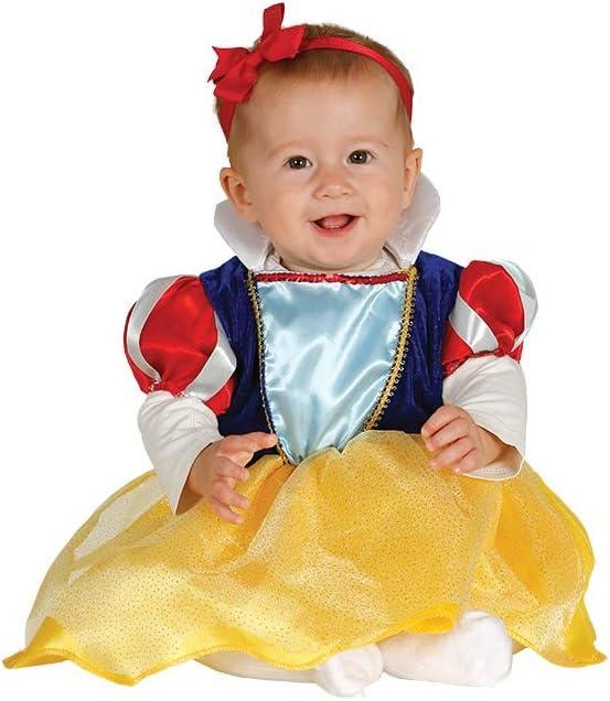 FIESTAS GUIRCA Disfraz de Blancanieves Princesa del Bosque ...