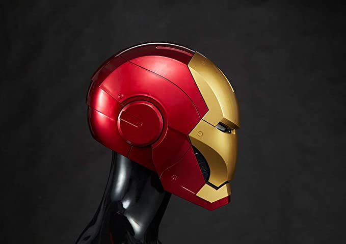 Killerbody Marvel Iron Man 1/1 Scale Full Size Mark III LED Motorized Helmet