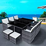 Panana-10-Seater-Rattan-Garden-Furniture-Set-Dining-Table-and-Chairs-Stools-Set-Outdoor-Patio-and-Conservatory-Mixed-Grey