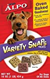 Purina Alpo Snaps Variety, 16-Ounce (Pack of 6), My Pet Supplies