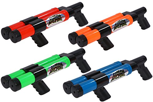 Stream Machine DB-1200 Double Barrel Water Launcher (colors may vary) English Double Barrel