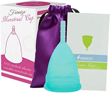Copa Menstrual Furuize Active. Silicona suave de grado médico ...