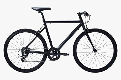 ターン 2017 CLUTCH(クラッチ) アルミクロスバイク B079GRF775 42(650C) 145 -160cm|Silver Silver 42(650C) 145 -160cm