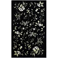 Designer Bloom Multicolor Area Rug (5 x 8)