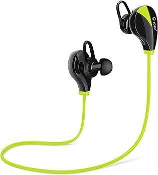 TOTU Wireless Bluetooth In-Ear Headphones w/Mic
