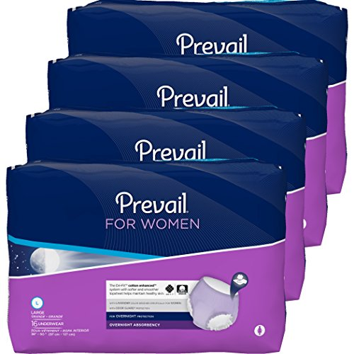 Prevail Overnight Absorbency Incontinence Underwear product image