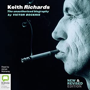 Keith Richards Audiobook