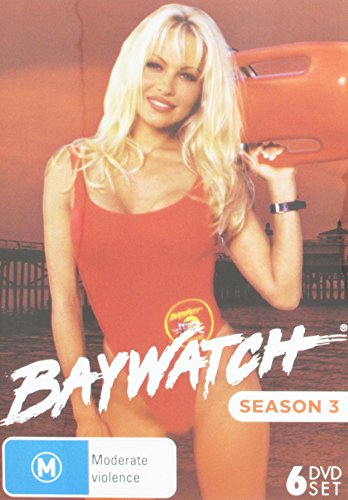 Baywatch: Season 3 DVD